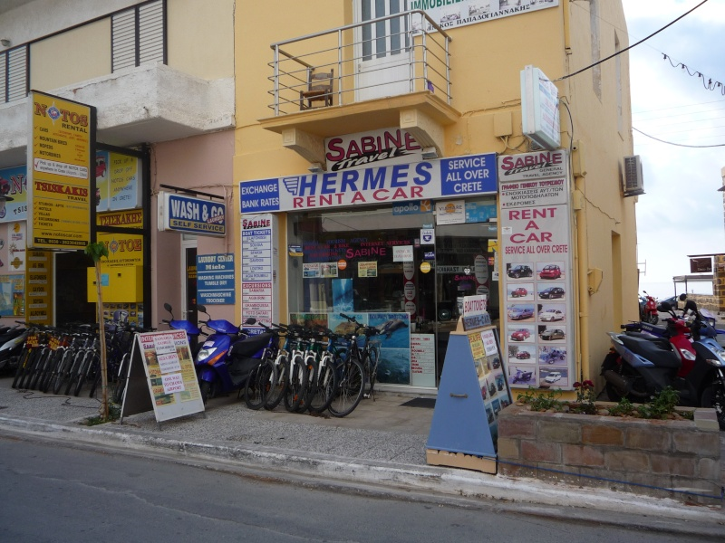 Greece, Island of Crete, Paleochora, 2011 12011