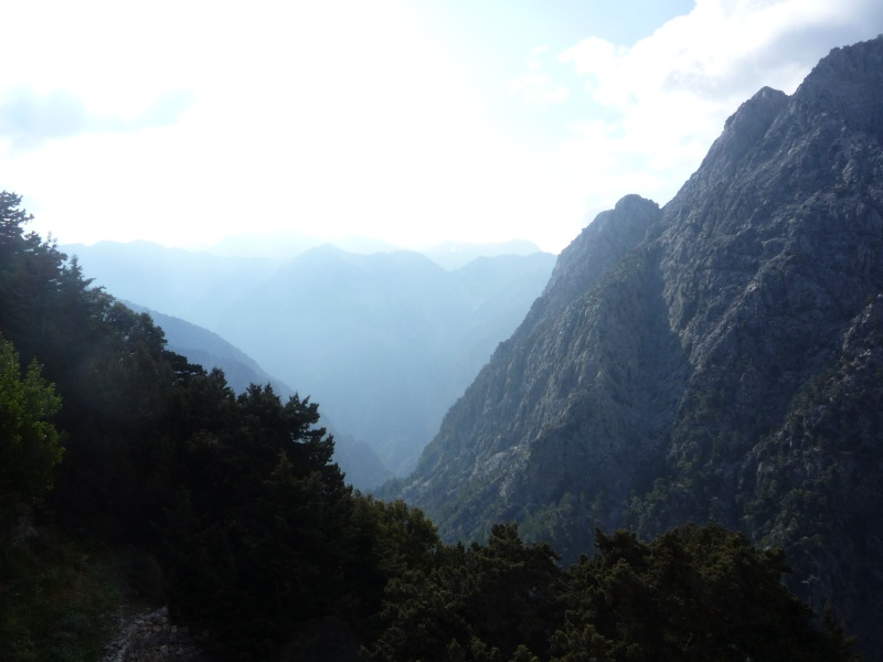 Greece, Island of Crete, Paleochora, The Samaria Gorge Walk 13112