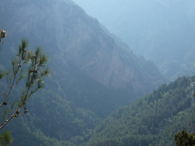 Greece, Island of Crete, Paleochora, The Samaria Gorge Walk 14010