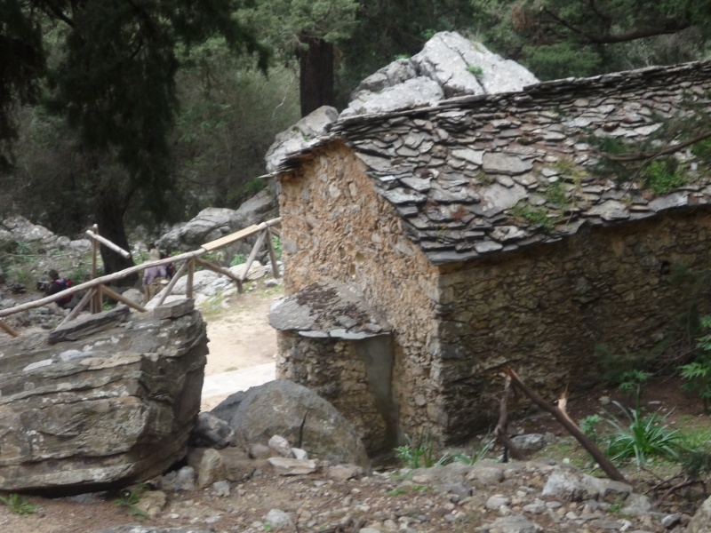 Greece, Island of Crete, Paleochora, The Samaria Gorge Walk 15911