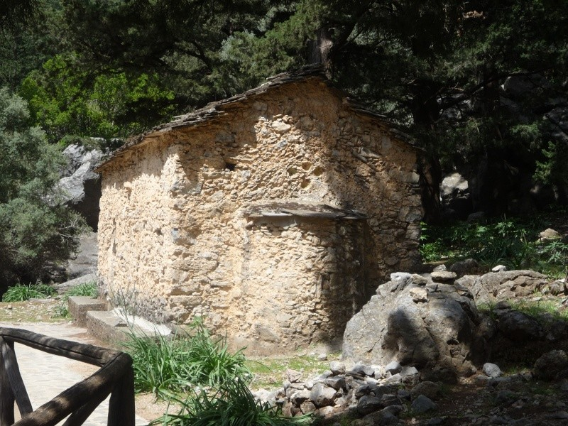 Greece, Island of Crete, Paleochora, The Samaria Gorge Walk 16510
