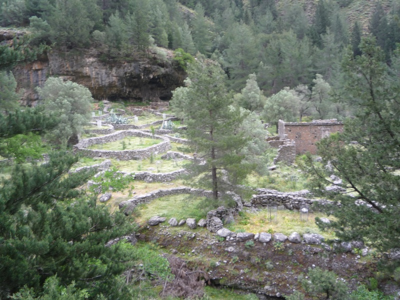 Greece, Island of Crete, Paleochora, The Samaria Gorge Walk 17711