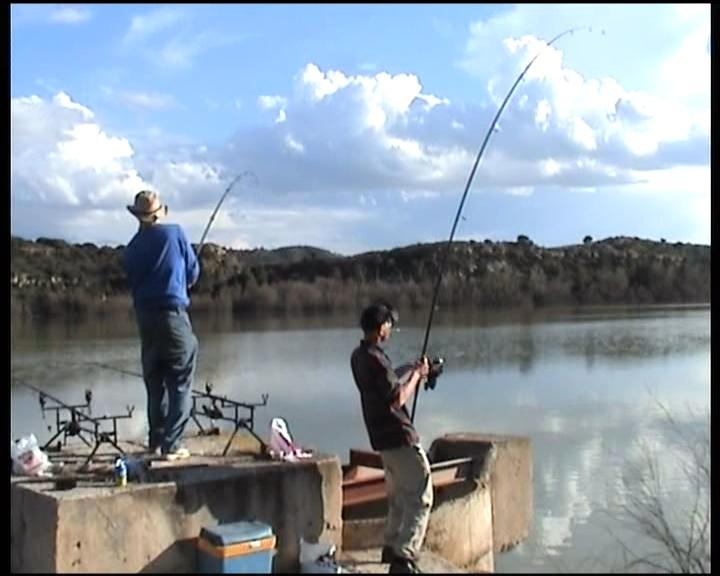 Spain, Caspe, A Catfishing Holiday on the River Ebro Cap01010