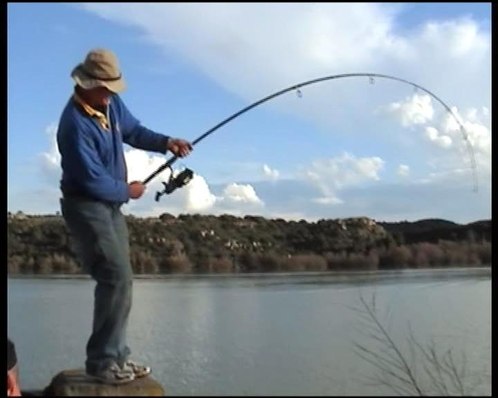Spain, Caspe, A Catfishing Holiday on the River Ebro Cap01810