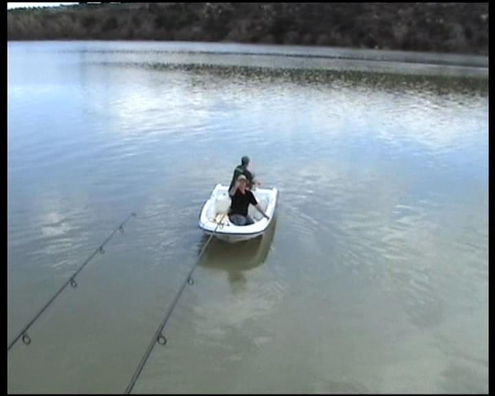 Spain, Caspe, A Catfishing Holiday on the River Ebro Cap05610