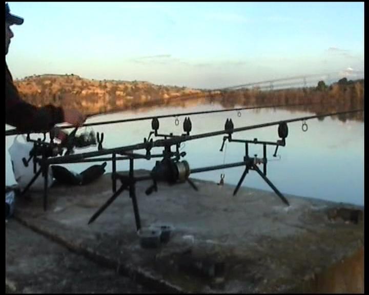 Spain, Caspe, A Catfishing Holiday on the River Ebro Cap09510