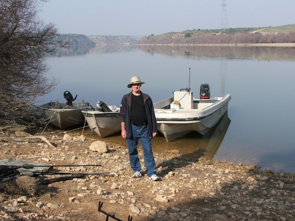 Spain, Caspe, A Catfishing Holiday on the River Ebro Catfis10