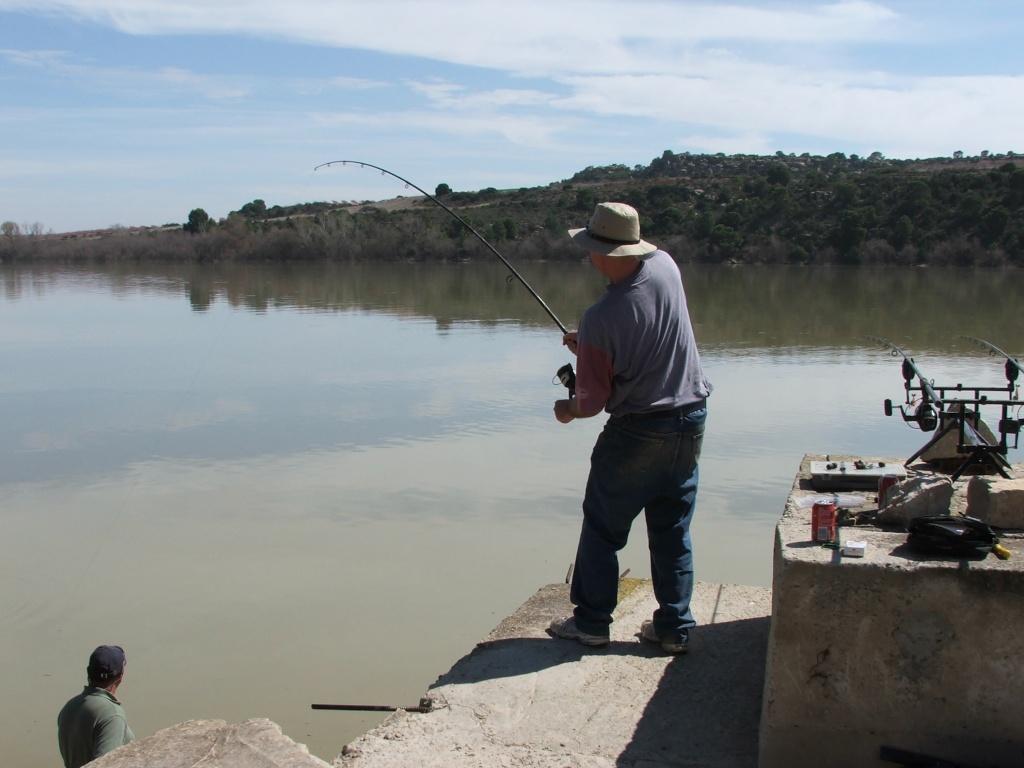 Spain, Caspe, A Catfishing Holiday on the River Ebro Catfis13