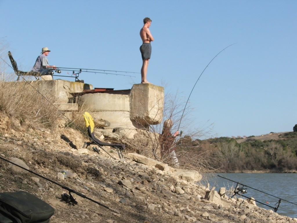 Spain, Caspe, A Catfishing Holiday on the River Ebro Catfis14