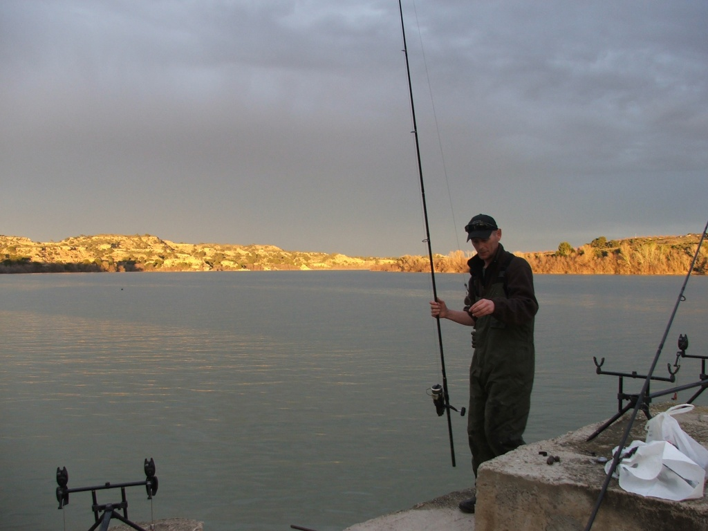 Spain, Caspe, A Catfishing Holiday on the River Ebro Pictur33