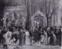 Daumier, Steinlen, Toulouse-Lautrec, la Vie au quotidien Au_bal10