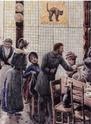 Daumier, Steinlen, Toulouse-Lautrec, la Vie au quotidien Au_cab10