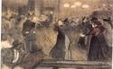Daumier, Steinlen, Toulouse-Lautrec, la Vie au quotidien Bal_de10