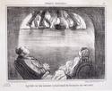 Daumier, Steinlen, Toulouse-Lautrec, la Vie au quotidien Croqui11