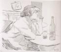 Daumier, Steinlen, Toulouse-Lautrec, la Vie au quotidien Gueule10