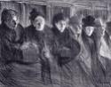 Daumier, Steinlen, Toulouse-Lautrec, la Vie au quotidien Intari10