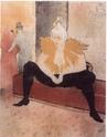 Daumier, Steinlen, Toulouse-Lautrec, la Vie au quotidien La_clo10