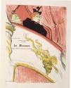 Daumier, Steinlen, Toulouse-Lautrec, la Vie au quotidien La_log10