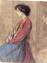 Daumier, Steinlen, Toulouse-Lautrec, la Vie au quotidien La_por10