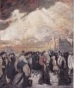 Daumier, Steinlen, Toulouse-Lautrec, la Vie au quotidien La_ren11