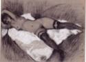 Daumier, Steinlen, Toulouse-Lautrec, la Vie au quotidien Nu_cou10