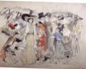 Daumier, Steinlen, Toulouse-Lautrec, la Vie au quotidien Scane_10