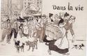 Daumier, Steinlen, Toulouse-Lautrec, la Vie au quotidien Steinl10