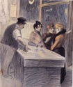 Daumier, Steinlen, Toulouse-Lautrec, la Vie au quotidien Trois_10