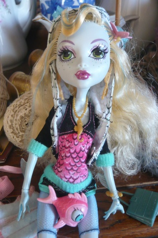 Mes Monster High - Nouvelle robe bas pages 5 & 6 P1070411