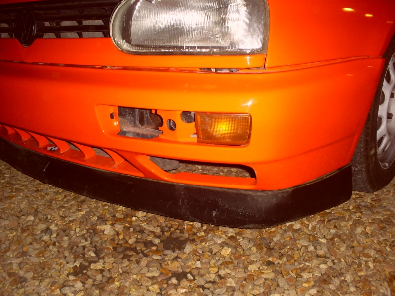 Sean's Mk3 - Smooth and Orange S5030219