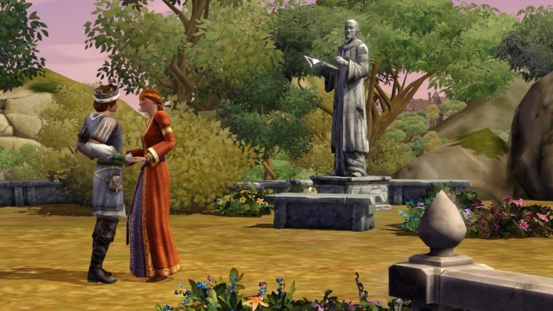 Imagenes de los sims Medieval Cemez10