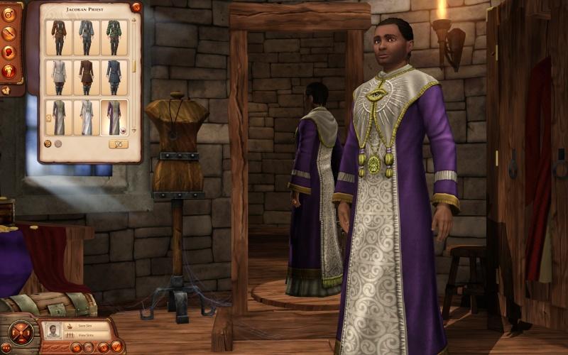 Imagenes de los sims Medieval Creer-10