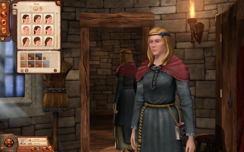 Imagenes de los sims Medieval Creer-11