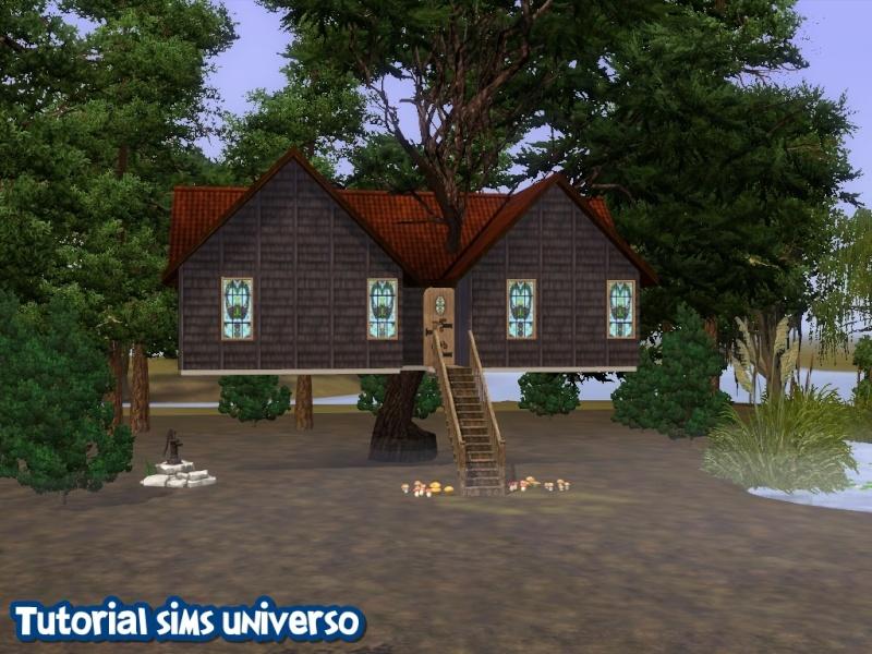 """Tutorial: """"Casa del árbol"""" Screen21"""