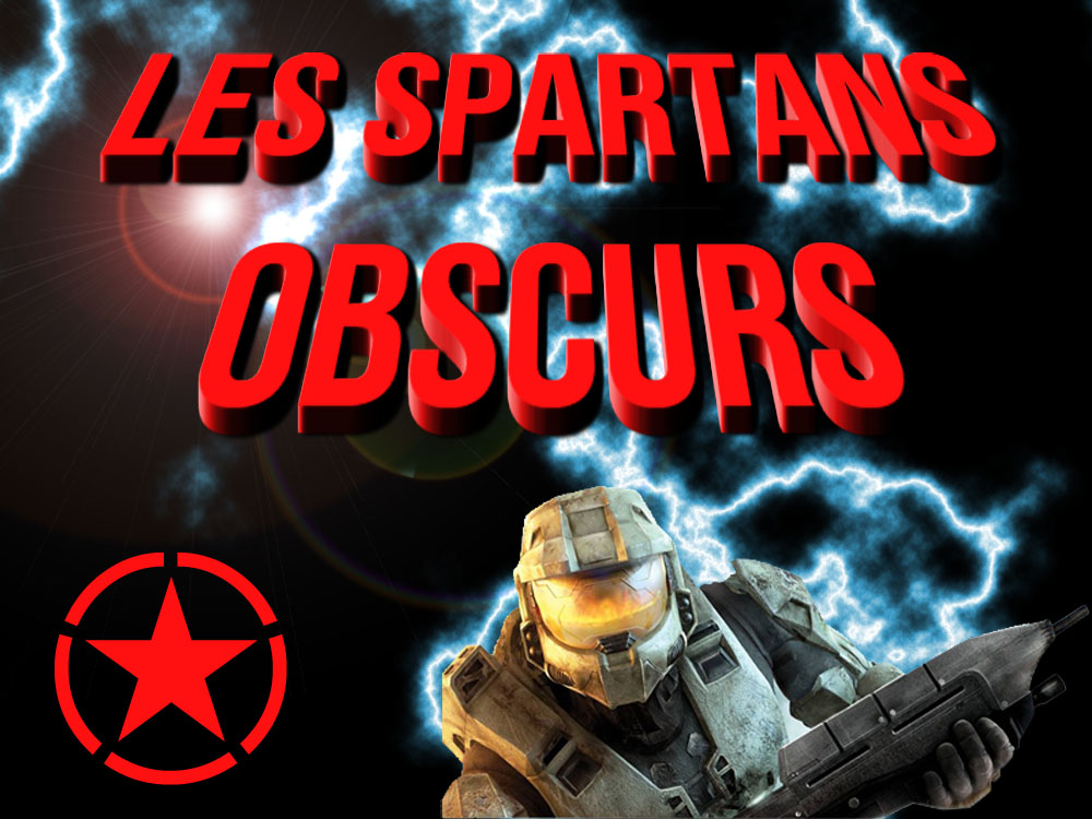 Les Spartans Obscurs :: Team Halo Reach