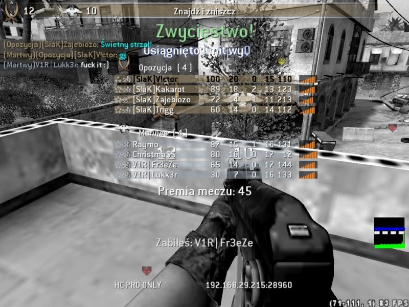 [SlaK] vs V1R 11/06 - 2011 Shot0012