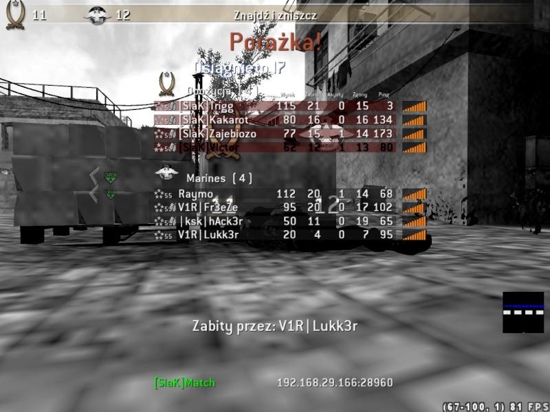 [SlaK] vs V1R 11/06 - 2011 Shot0013