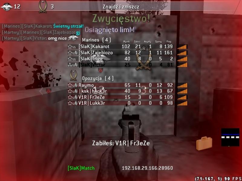 [SlaK] vs V1R 11/06 - 2011 Shot0014