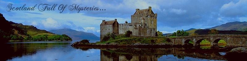 Escocia llena de misterios...