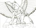 My art goes here! Rawr~! Wolf-210