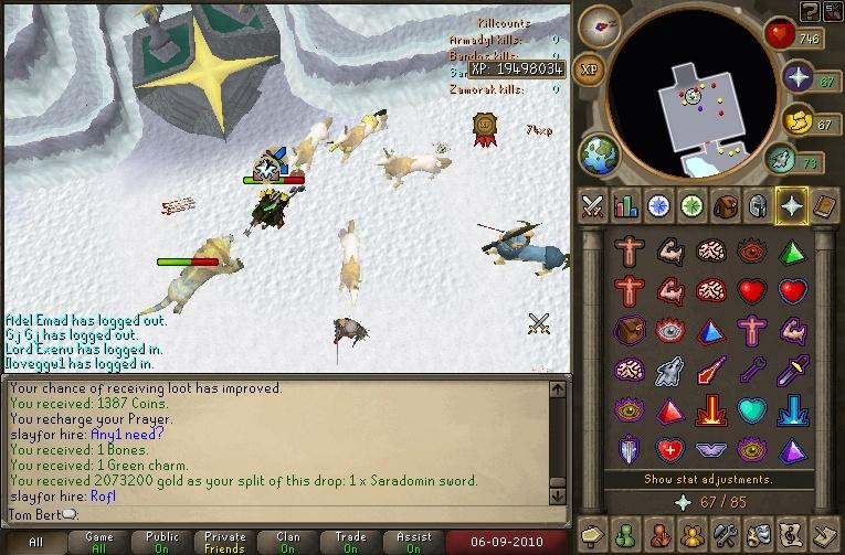 changed to sara cs log=) 10-09-12