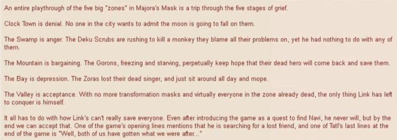 Majoras mask meaning Majora10