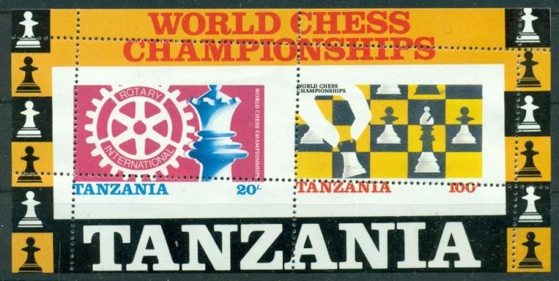 Schach - das königliche Spiel / Briefmarken Scann_13