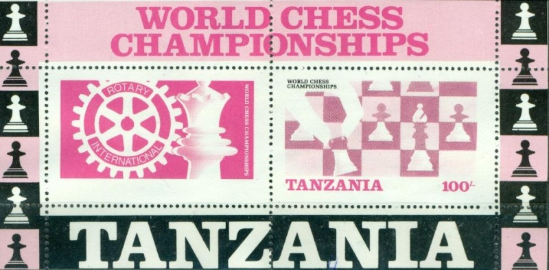 Schach - das königliche Spiel / Briefmarken Scann_15