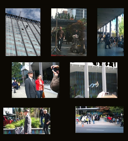 Fringe : Photos tournage made in fan Vancouver Fringe13