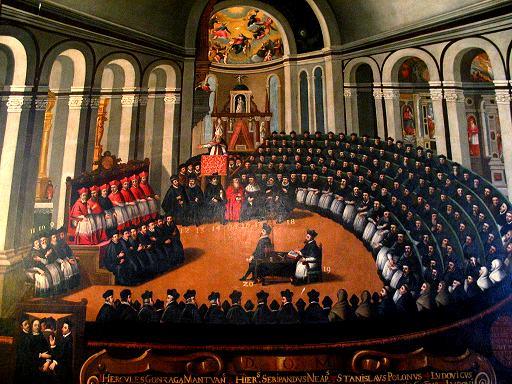 A Contra Reforma Católica Concil10