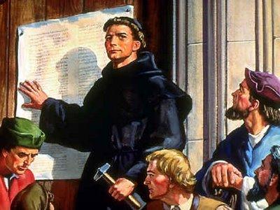 A Reforma Protestante Lutero10