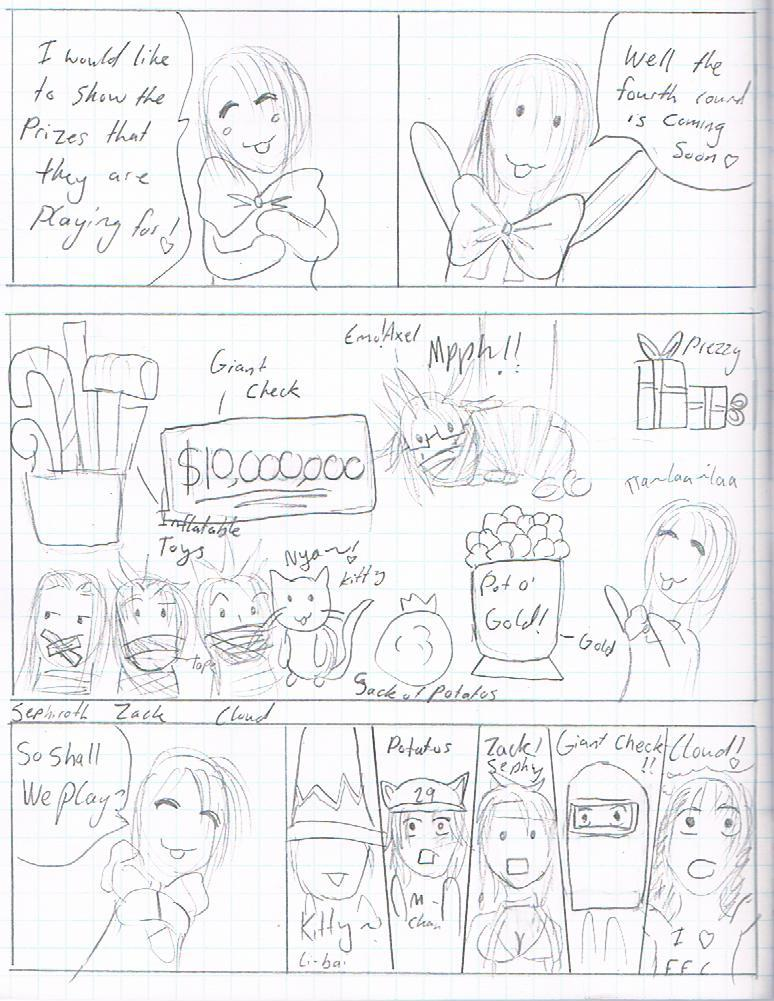 The Comic Game Show!! Part of CNZ comic :3 #6 Pa10