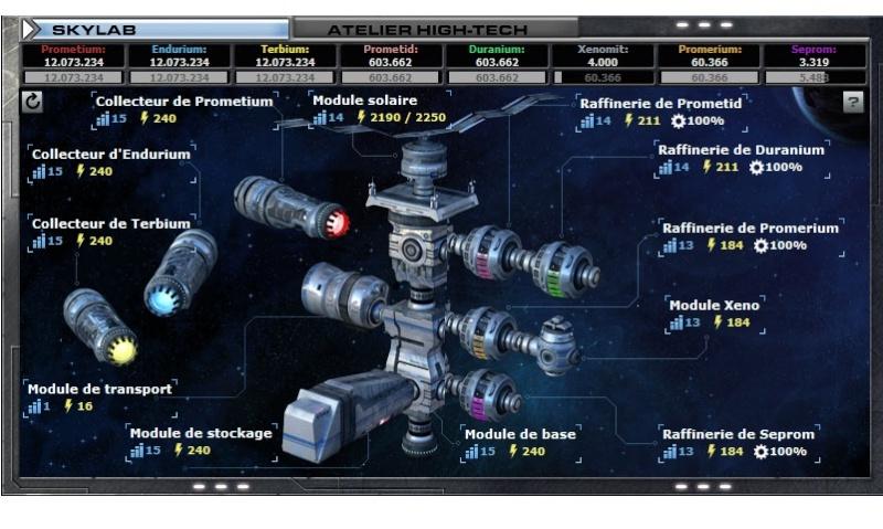 Feuille de route Skylab10