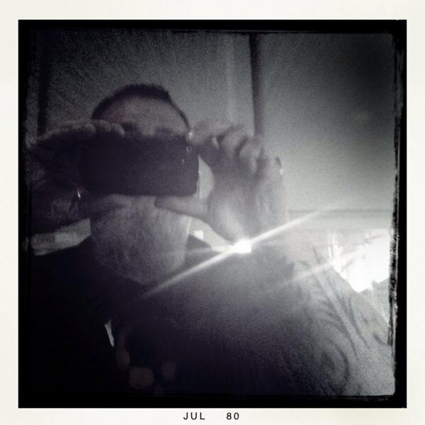 Orianthi's Twitpics 12977910